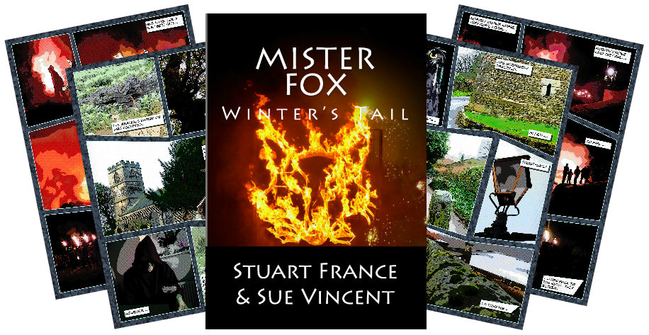winters tail collage