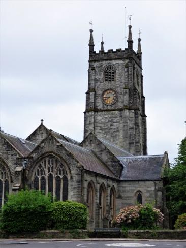 12 Tavistock, church, river, drake, waterfall (74)